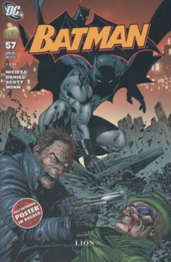 Batman 2007 - N° 57 - Batman - Rw Lion