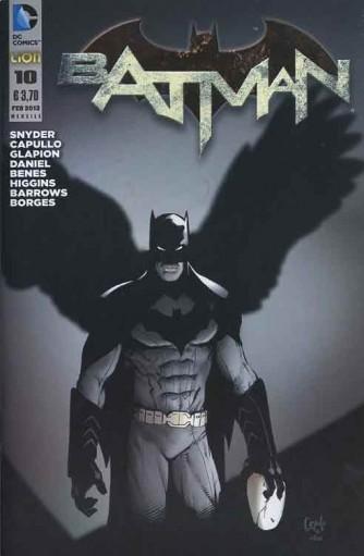 Batman 2012 - N° 10 - Batman - Rw Lion