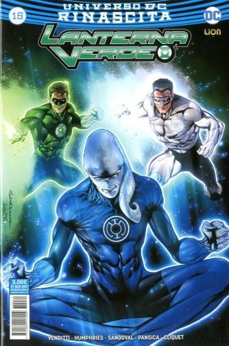 Lanterna Verde - N° 15 - Lanterna Verde - Lanterna Verde Rw Lion