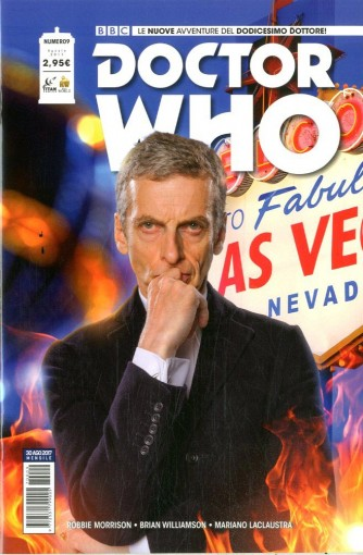 Doctor Who - N° 9 - Doctor Who - Rw Real World