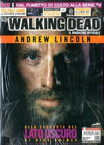 Walking Dead Magazine - N° 6 - Il Magazine Ufficiale - Saldapress