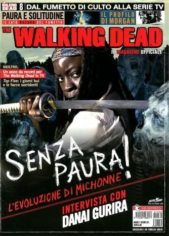Walking Dead Magazine - N° 8 - Walking Dead Magazine - Saldapress