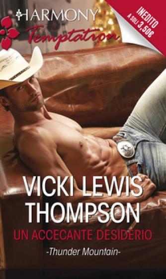 Harmony Temptation - Un accecante desiderio Di Vicki Lewis Thompson