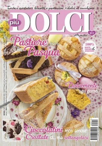 PIU' DOLCI N. 0211