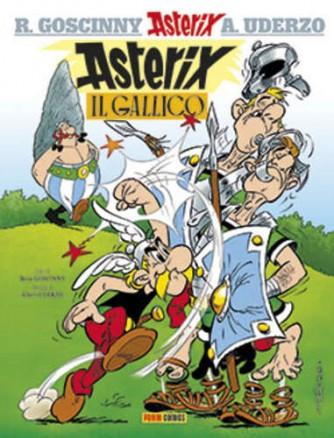 Asterix Spillato - N° 1 - Asterix Il Gallico - Panini Comics