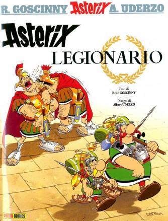 Asterix Spillato - N° 9 - Asterix Legionario - Panini Comics