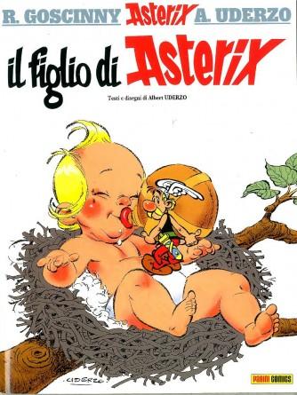 Asterix Spillato - N° 11 - Il Figlio Di Asterix - Panini Comics