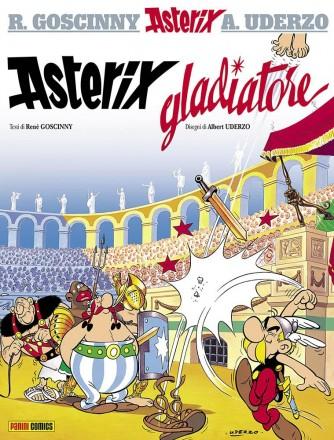 Asterix Spillato - N° 17 - Asterix Gladiatore - Panini Comics