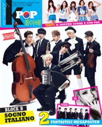 Kpop Magazine - N° 3 - Kpop Magazine - Panini Comics