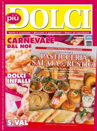 PIU' DOLCI CON VOLUMETTO N. 0187