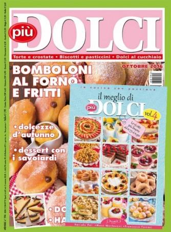 PIU' DOLCI CON VOLUMETTO N. 0194