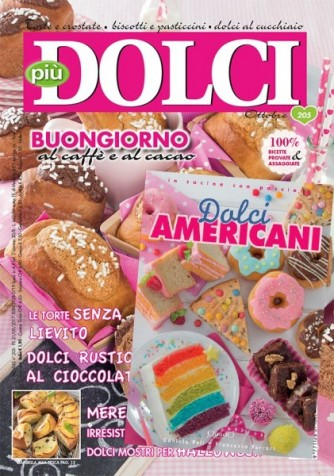 PIU' DOLCI CON VOLUMETTO N. 0205