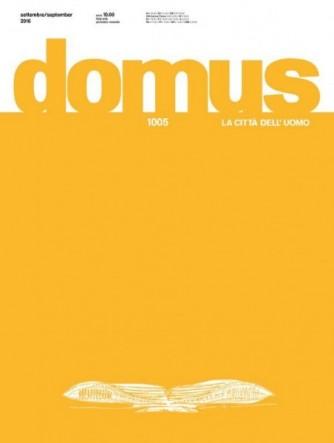 DOMUS N. 1005