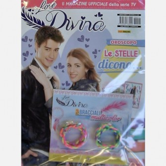 Love Divina - Magazine