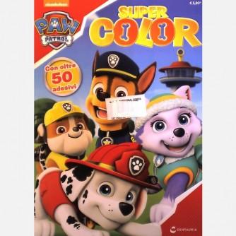 PAW Patrol - Gioca e colora