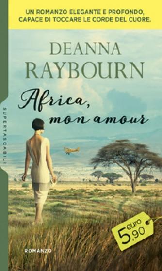 Harmony SuperTascabili - Africa, mon amour Di Deanna Raybourn