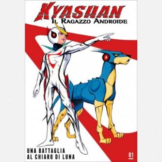 KYASHAN - Il ragazzo androide