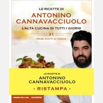 Le ricette di Antonino Cannavacciuolo (Ristampa)