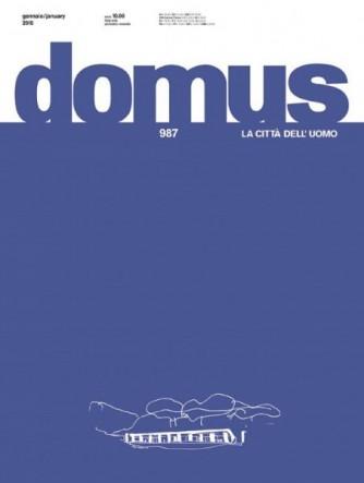 DOMUS N. 0987