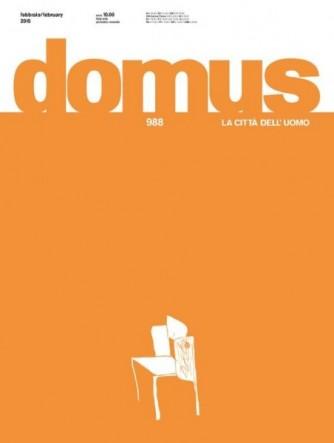 DOMUS N. 0988