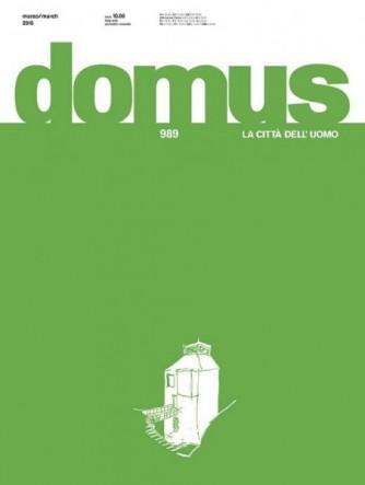 DOMUS N. 0989
