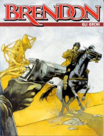 Brendon  - N° 14 - Gli Orchi -