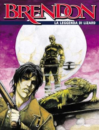 Brendon  - N° 15 - La Leggenda Di Lizard -