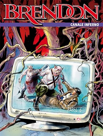Brendon  - N° 93 - Canale Inferno -