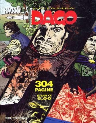 Dago Ristampa Raccolta - N° 21 - Dago Ristampa Raccolta 61/63 - Editoriale Aurea