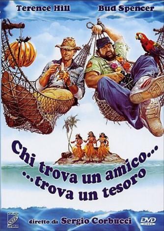 Chi Trova Un Amico Trova Un Tesoro - Bud Spencer e Terence Hill - DVD