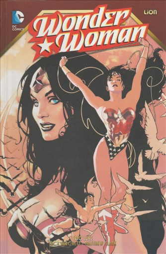 DC COMICS - WONDER WOMAN NUMERO 6  - FUMETTO