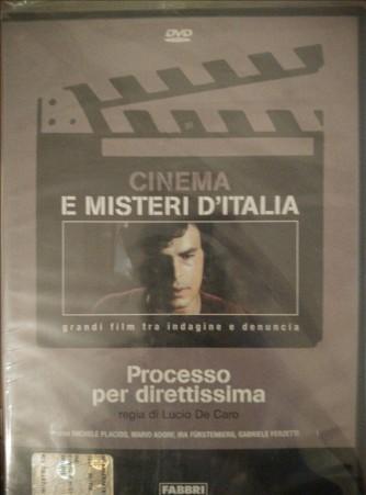 Cinema e misteri d'Italia - Processo per direttissima - DVD