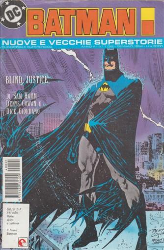 BATMAN - N.1 (32) - ANNO 3 - DC COMICS - NUOVE E VECCHIE SUPERSTORIE