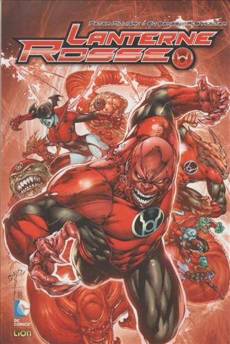 LANTERNE ROSSE - NUMERO 3 - DC COMICS