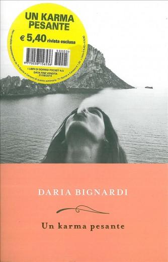 Libro Daria Bignardi - Un karma pesante