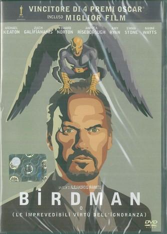 Birdman - Michael Keaton,Emma Stone,Kenny Chin,Jamahl Garrison - 4 premi Oscar