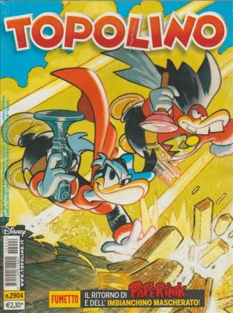 TOPOLINO - NUMERO 2904 - DISNEY - PANINI COMICS
