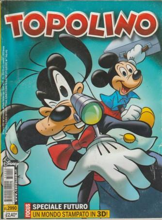 TOPOLINO - NUMERO 2990 - DISNEY - PANINI COMICS