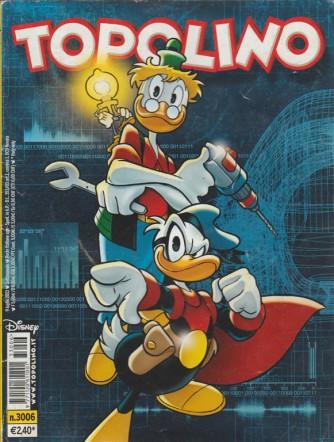 TOPOLINO - NUMERO 3006 - DISNEY - PANINI COMICS