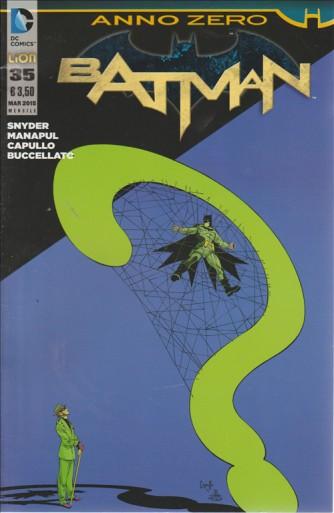 BATMAN - ANNO ZERO - NUMERO 35 - DC COMICS