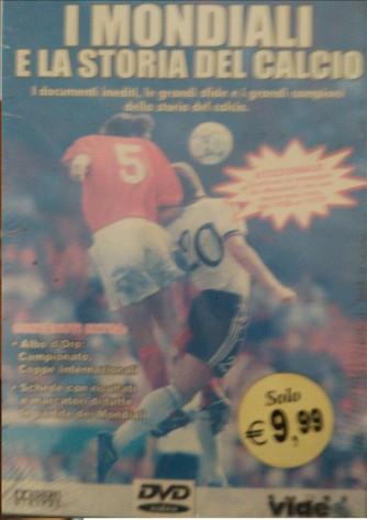 I Mondiali e la storia del calcio - DVD Documentario