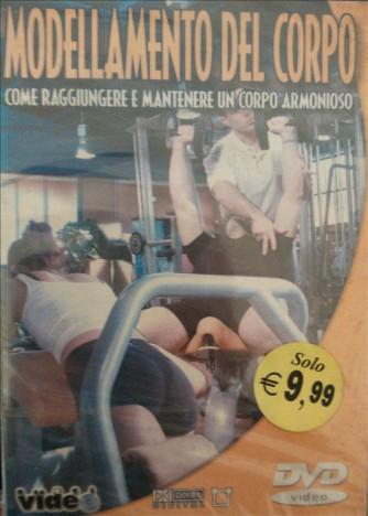 Modellamento del corpo - DVD Documentario