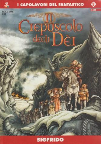 Cosmo serie Color - Il crepuscolo degli Dei - I capolavori di Sigfrido