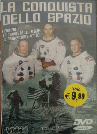 La conquista dello Spazio - DVD Documentario