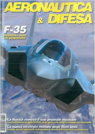 Aeronautica & Difesa    n.346 Agosto 2015