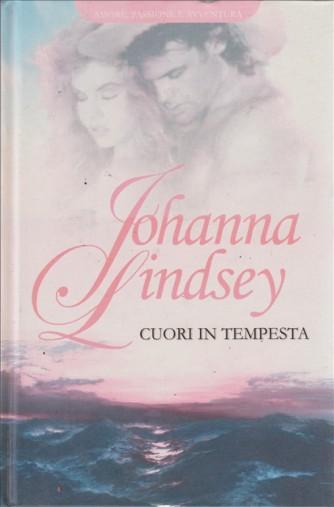 Cuori in tempesta di Johanna Lindsey (amore, passione e avventura)
