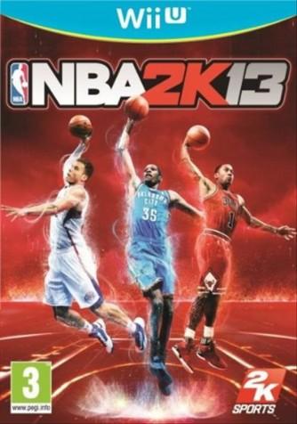NBA 2K13 per WiiU by Take 2