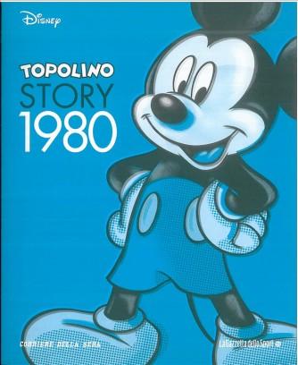Topolino Story - 1980 - uscita nr. 1 de I FUMETTI del Corriere della Sera
