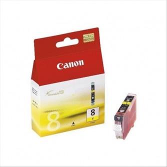 Canon CLI-8Y cartuccia originale CLI-8y - colore di stampa giallo - 0623B001