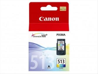Canon CL-513 - ciano, magenta, giallo per PIXMA iP2700, MP230, MP240, MP260, MP282, MP480, MP490, MP499, MX330, MX410